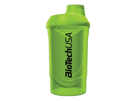 BioTech USA Wave Shaker, 600 ml, zelena
