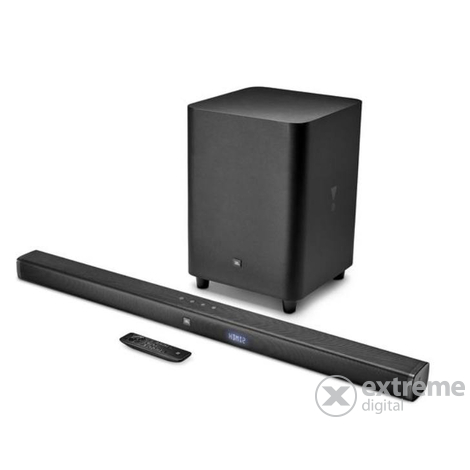 JBL BAR 3.1 4K Ultra HD soundbar, hangprojektor