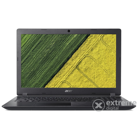Acer Aspire 3 A315-21G-45D9 NX.GQ4EU.013 notebook, fekete + Windows 10 Home