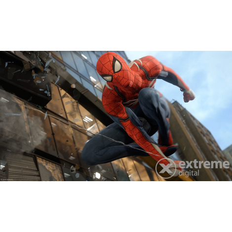 Consola PlayStation® PS4 Slim 1TB  + Spider-Man