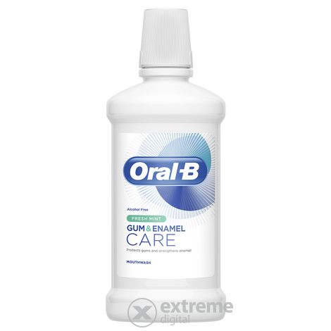 Oral-B Gum&Enamel Fresh Mint szájvíz, 500 ml