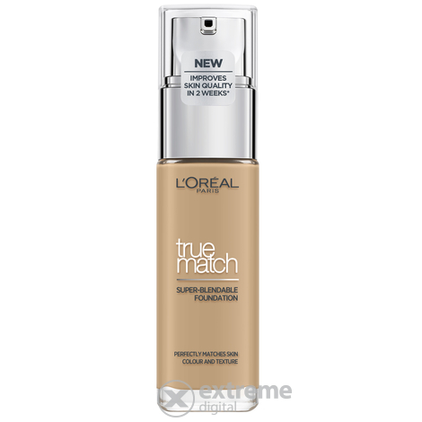 L`Oréal Paris True Match 3W Golden Beige alapozó, 30ml