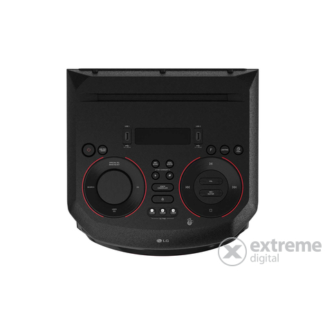 LG ON9 XBOOM Bluetooth party hangfalrendszer