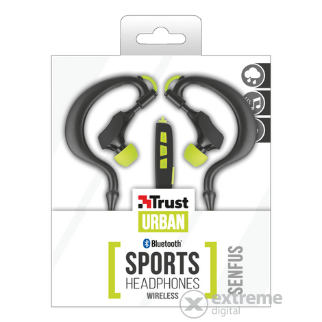 Slušalke Trust Senfus Sports bluetooth