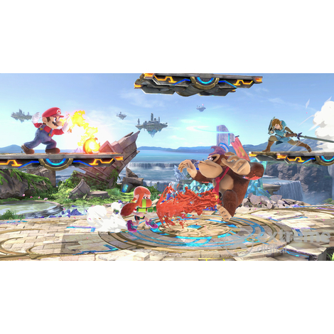 Super Smash Bros. Ultimate Nintendo Switch Spielsoftware