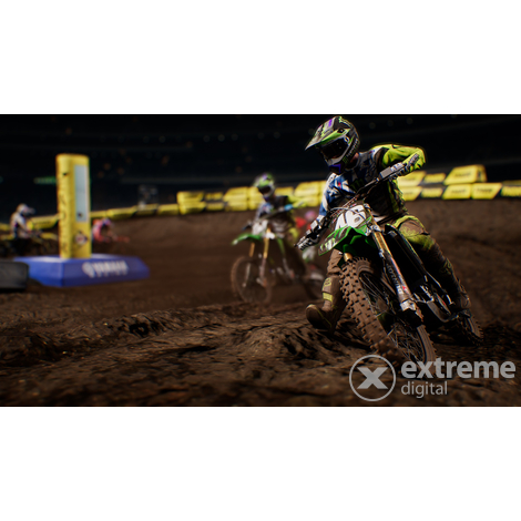 Joc Monster Energy Supercross PC