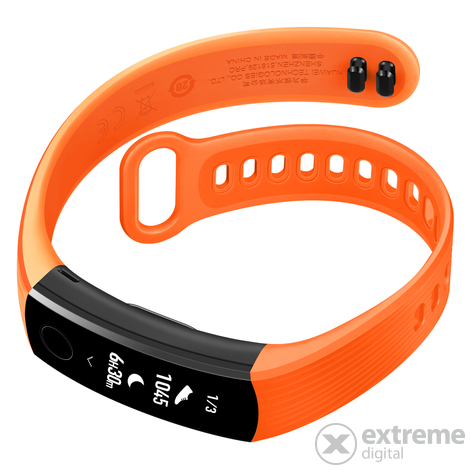 Honor Band 3 fitness náramok, Orange