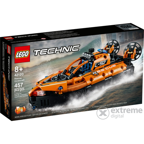 LEGO® Technic 42120 Rescue Hovercraft