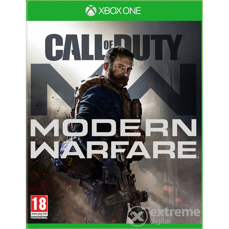Call of Duty Modern Warfare Xbox One játékszoftver