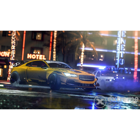 Need For Speed Heat Xbox One hra