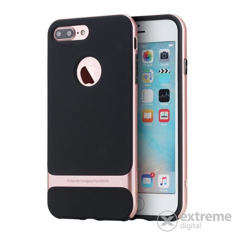Rock iPhone 7 Royce Series hátlap  rosegold