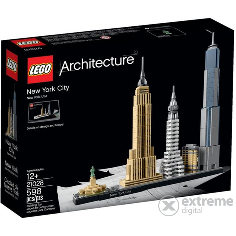 LEGO® Architecture New York City 21028