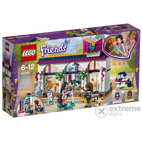 Lego Friends Ndrein Obchod S Doplnkami 41344 Extreme Digital
