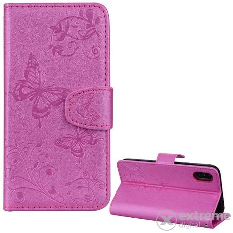 Gigapack kožený obal pre Apple iPhone XS Max (6 71384076358