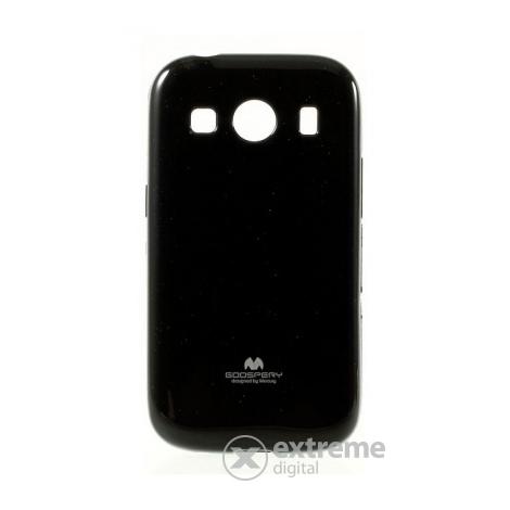 6ac93efa7 Mercurycase Goospery gumený/silikónový obal pre Samsung Galaxy Ace 4 LTE (SM-G357FZ),  čierny