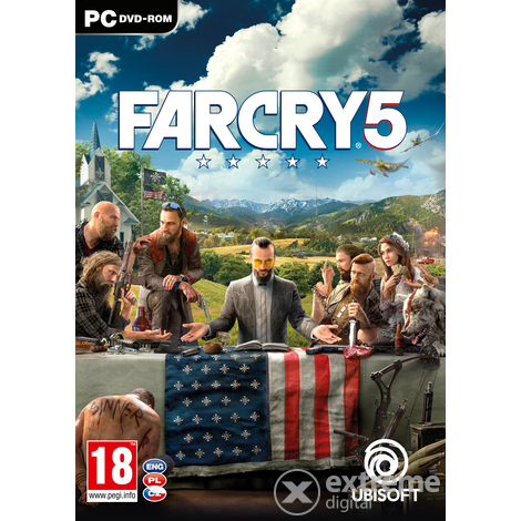 Far Cry 5 PC hra