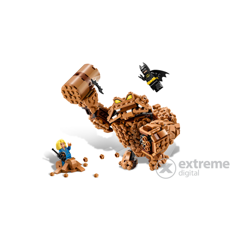 LEGO®  Batman Movie Clayfaceov™ špljac napad 70904