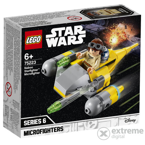 LEGO® Star Wars™ Naboo Csillagvadász Microfighter 75223