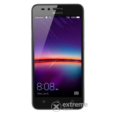 Huawei Y3 II Dual SIM kártyafüggetlen okostelefon, Black