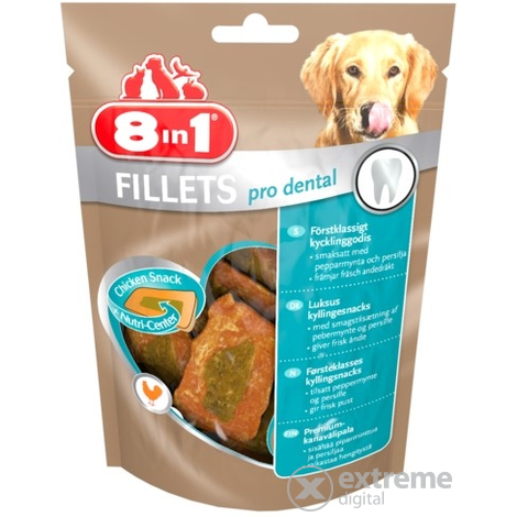 8in1 Fillets pro breath jutalomfalat S
