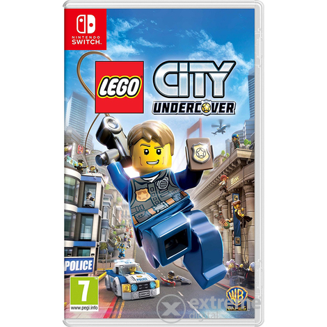 LEGO City: Undercover Nintendo Switch játék
