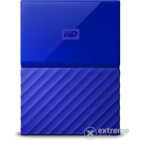 "WD My Passport  2,5"" 2TB USB3.0 vanjski HDD, plava  (WDBS4B0020BBLWESN)"