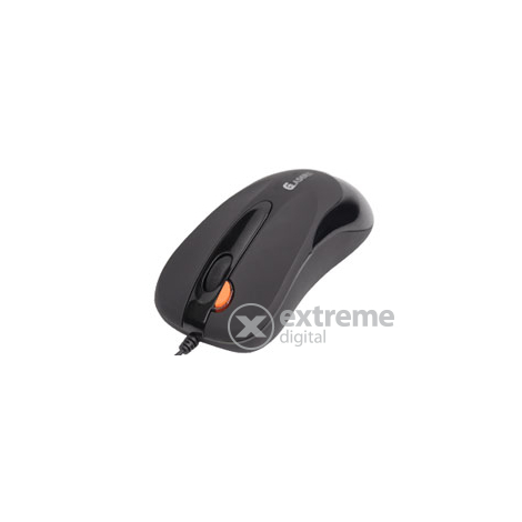 Mouse optic de A4 Tech X6-60D Glaser USB/PS2