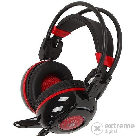 A4Tech Bloody G300 gamer mikrofonos fejhallgató  4652ebe132