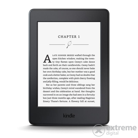 Amazon Kindle Paperwhite III 4GB eBook Reader, schwarz