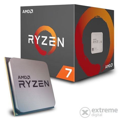 AMD AM4 Ryzen 7 2700X - 3,7GHz procesor