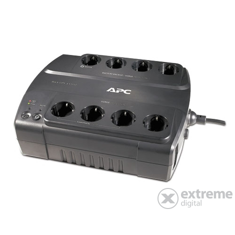 UPS устройство APC Back-UPS ES, 550VA Power-Saving (BE550G-GR)