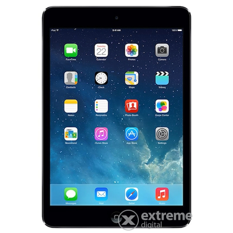 Apple iPad mini Wi-Fi + Cellular 16GB, astrosivi (mf450hc/a)