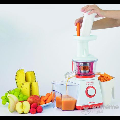 Ariete 176 Centrika Orange slow juicer gyumolcscentrifuga Extreme Digital
