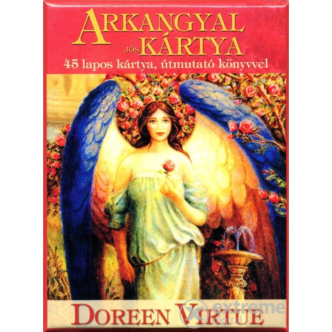 Doreen Virtue - Arkangyal jóskártya