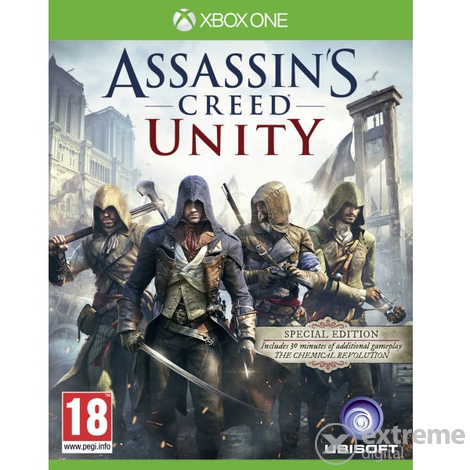 Assassins Creed Unity Special Edition за Xbox One