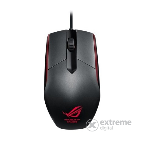 Mouse optic Asus Rog Sica P301-1A gamer, negru