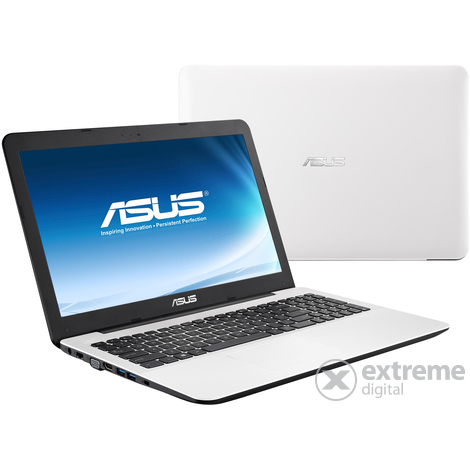 Лаптоп Asus X552MJ-SX087D,бял