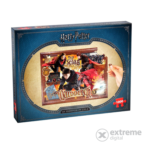 Harry Potter Quidditch puzzle 1000 ks