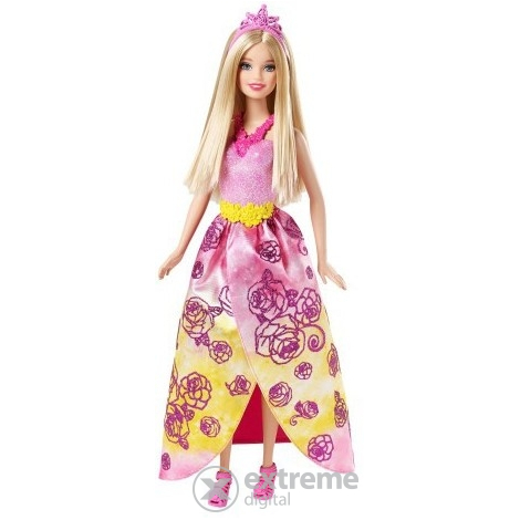 Barbie Fairytale princese, Barbie roza princesa