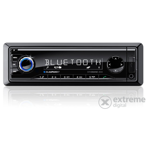 blaupunkt brisbane 230 bluetooth aut r di extreme digital. Black Bedroom Furniture Sets. Home Design Ideas
