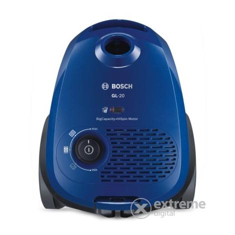 Bosch BGL2UB110 kékmetál porzsákos porszívó | Extreme Digital