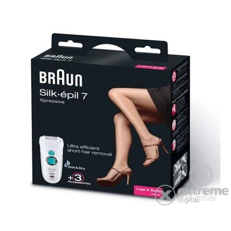 Braun SE7281 Wet Dry epilátor  c713efd8c2