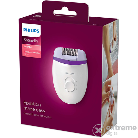 Philips BRE225/00 Satinelle Essential epilátor