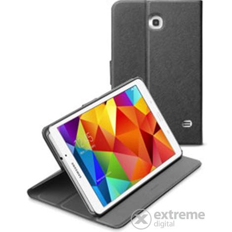 """CellularLine FOLIO Samsung Galaxy Tab 4 7"""" T230  T235 kitámasztható tablet tok  fekete"""