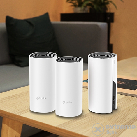 TP-link AC1200 DECO M4 (3-PACK) Wireless Mesh Networking system