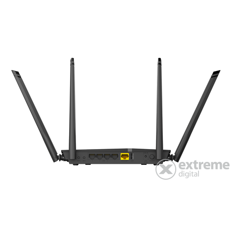 D-Link DIR-825  Wireless N Quadband Home Router