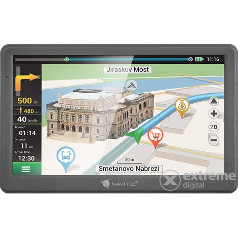 Navitel E700 Gps Navigacio Teljes Europa Terkep 47 Orszag