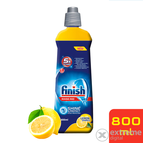 Finish Shine & Protect 800 ml