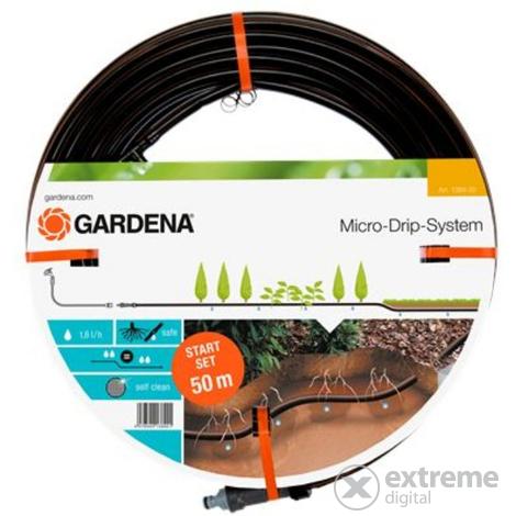 gardena micro drip system tropfrohr unterirdisch 50 m 1389 extreme digital. Black Bedroom Furniture Sets. Home Design Ideas