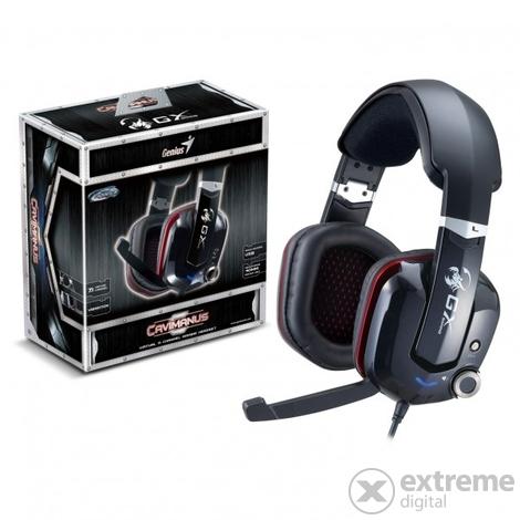 Genius HS-G700V 7.1 Virtual Gamer headset  677deb6bdb